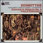 Schnittke: Concerto Grosso No. 2; Viola Concerto