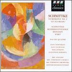 Schnittke: Symphony No.2 St Florian; Pas De Quatre