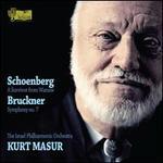 Schoenberg: A Survivor from Warsaw; Bruckner: Symphony No. 7