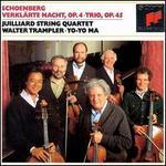 Schoenberg: Verkl�rte Nacht, Op. 4; Trio, Op. 45