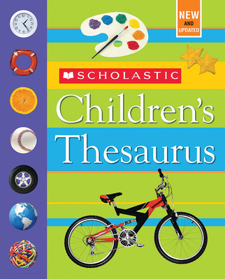 Scholastic Children's Thesaurus (Revised Edition) - Bollard, John K