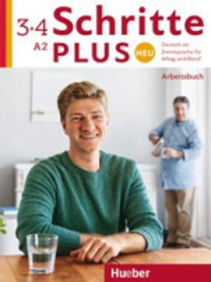 Schritte Plus neu: Arbeitsbuch A2 + 2 Audio-CDs zum Arbeitsbuch - Niebisch, Daniela, and Tomaszewski, Andreas, and Reimann, Monika