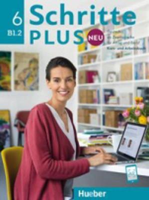 Schritte Plus Neu - sechsbandige Ausgabe: Kurs- und Arbeitsbuch B1.2 + CD zum - Hilpert, Silke, and Kerner, Marion, and Schumann, Anja