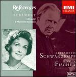 Schubert: 12 Lieder; 6 Moments Musicaux