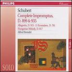 Schubert: 4 Impromptus, D. 899 & 935 [Germany]