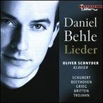 Schubert, Beethoven, Grieg, Britten, Trojahn: Lieder