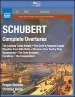 Schubert: Complete Overtures - Prague Sinfonia Orchestra; Christian Benda (conductor)