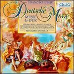 Schubert: German Mass / Mass in G minor