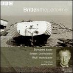 Schubert: Lieder; Britten: On This Island; Morike Lieder