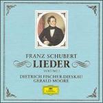 Schubert: Lieder, Vol. 1 - Dietrich Fischer-Dieskau (baritone); Gerald Moore (piano)