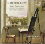 Schubert-Liszt Lieder Transcriptions