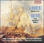 "Schubert: Mass in G; Haydn: The ""Nelson"" Mass"