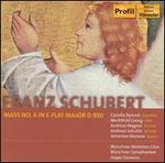 Schubert: Mass No. 6 in E flat major, D 950
