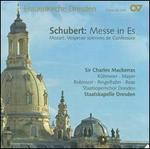 Schubert: Messe in Es; Mozart: Vesparae Solennes de Confessore