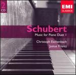 Schubert: Music for Piano Duet, Vol. 1