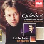 Schubert: Piano Sonata in B flat, D 960; Viola; Der Winterabend; Abschied von der Erde