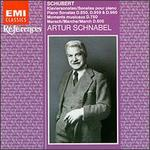Schubert: Piano Sonatas D.850, D.959 & D.960; Moments musicaux D.780