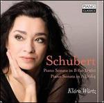 Schubert: Piano Sonatas D 960 & 664