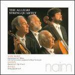 Schubert: Quartettsatz in C minor; Haydn: Quartet in C, Op. 33 No. 3; Ravel: String Quartet in F