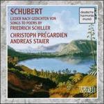 Schubert: Schiller-Lieder
