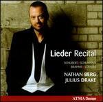 Schubert, Schumann, Brahms, Strauss: Lieder Recital