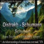Schubert, Schumann: Piano Trios