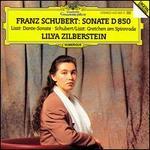 Schubert: Sonate