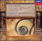 Schubert: String Quartet in G major, D. 887; Notturno, D. 897