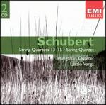 Schubert: String Quartets Nos. 13-15; String Quintet