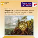 "Schubert: Symphonies No.8 ""Unfinished"" & No.9 ""The Great"""
