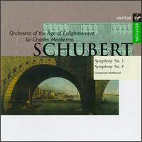 Schubert: Symphonies Nos. 5 & 8; Rosamunde - Orchestra of the Age of Enlightenment; Charles Mackerras (conductor)