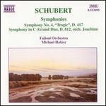 Schubert: Symphony No. 4, Symphony in C
