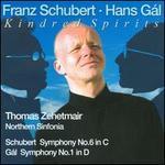 Schubert: Symphony No. 6; Hans G�l: Symphony No. 1