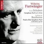 Schubert: Symphony No. 9; Ludwig van Beethoven: Finale of the Symphony No. 9