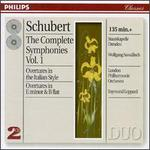 Schubert: The Complete Symphonies, Vol. 1