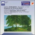 """Schubert: Trout Quintet; String Quartet """"Der Tod und das M�dchen""""; Schumann: Fantasiest�cke"""
