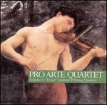"Schubert: ""Trout"" Quintet; String Quartet"