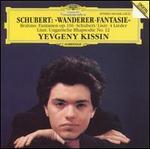 Schubert: Wanderer Fantasie; Brahms: Fantasien Op. 116; Liszt: 4 Lieder; Ungarische Rhapsodie No. 12