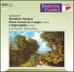 Schubert: Wanderer Fantasy; Piano Sonata D. 664; Impromptus