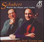 Schubert: Works For Piano & Violin