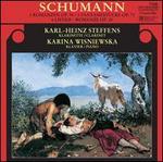 Schumann: 3 Romanzen Op. 94; 3 Fantasiestücke Op. 73; 6 Lieder; Romanze Op. 28