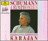 Schumann: 4 Symphonien - Berlin Philharmonic Orchestra; Herbert von Karajan (conductor)