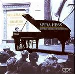 Schumann: Carnaval; Brahms: Piano Quintet - Griller String Quartet; Myra Hess (piano)