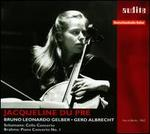 Schumann: Cello Concerto; Brahms: Piano Concerto No. 1