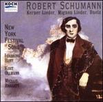 Schumann: Kerner Lieder; Mignon Lieder; Duets