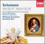Schumann: Mass, Op. 147; Requiem, Op. 148 - Doris Soffel (contralto); Helen Donath (soprano); Jan-Hendrik Rootering (bass); Mitsuko Shirai (soprano);...