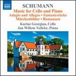 Schumann: Music for Cello & Piano