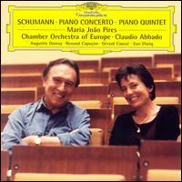 Schumann: Piano Concerto; Piano Quintet - Augustin Dumay (violin); Gérard Caussé (viola); Jian Wang (cello); Maria João Pires (piano); Renaud Capuçon (violin); Chamber Orchestra of Europe; Claudio Abbado (conductor)
