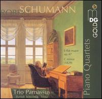 Schumann: Piano Quartets - Hariolf Schlichtig (viola); Trio Parnassus