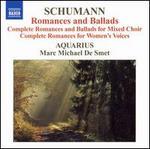Schumann: Romances and Ballads